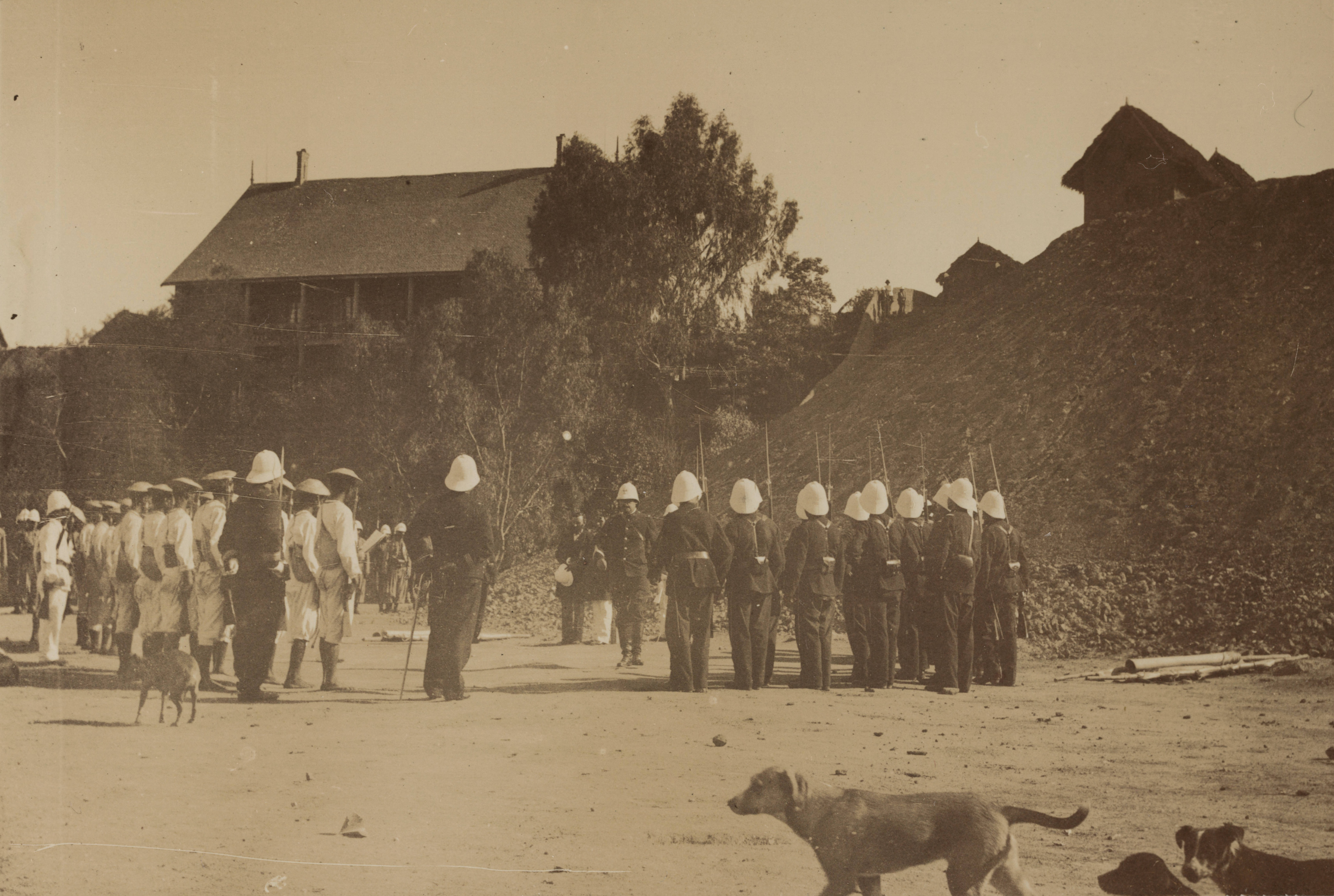 What Is Life 360 >> File:Execution of rebels, Madagascar, 1896 (impa-m415).jpg - Wikimedia Commons