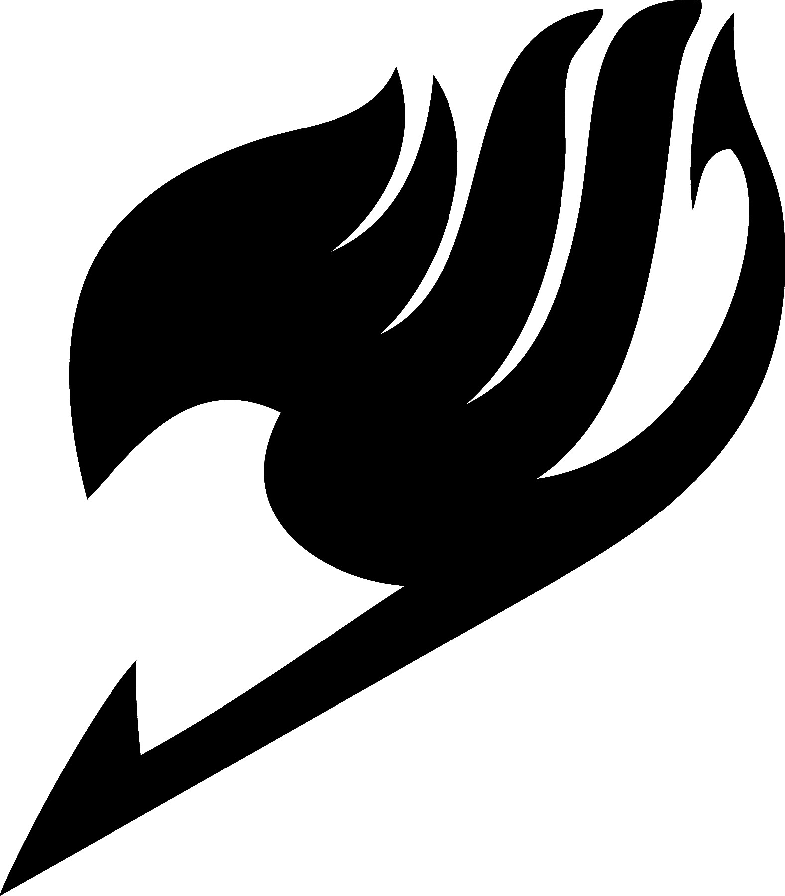 File fairy tail - Fairy tail emblem ...
