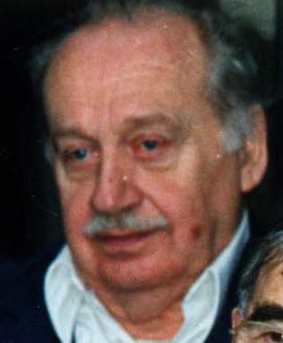 Federico Krutwig en 1989