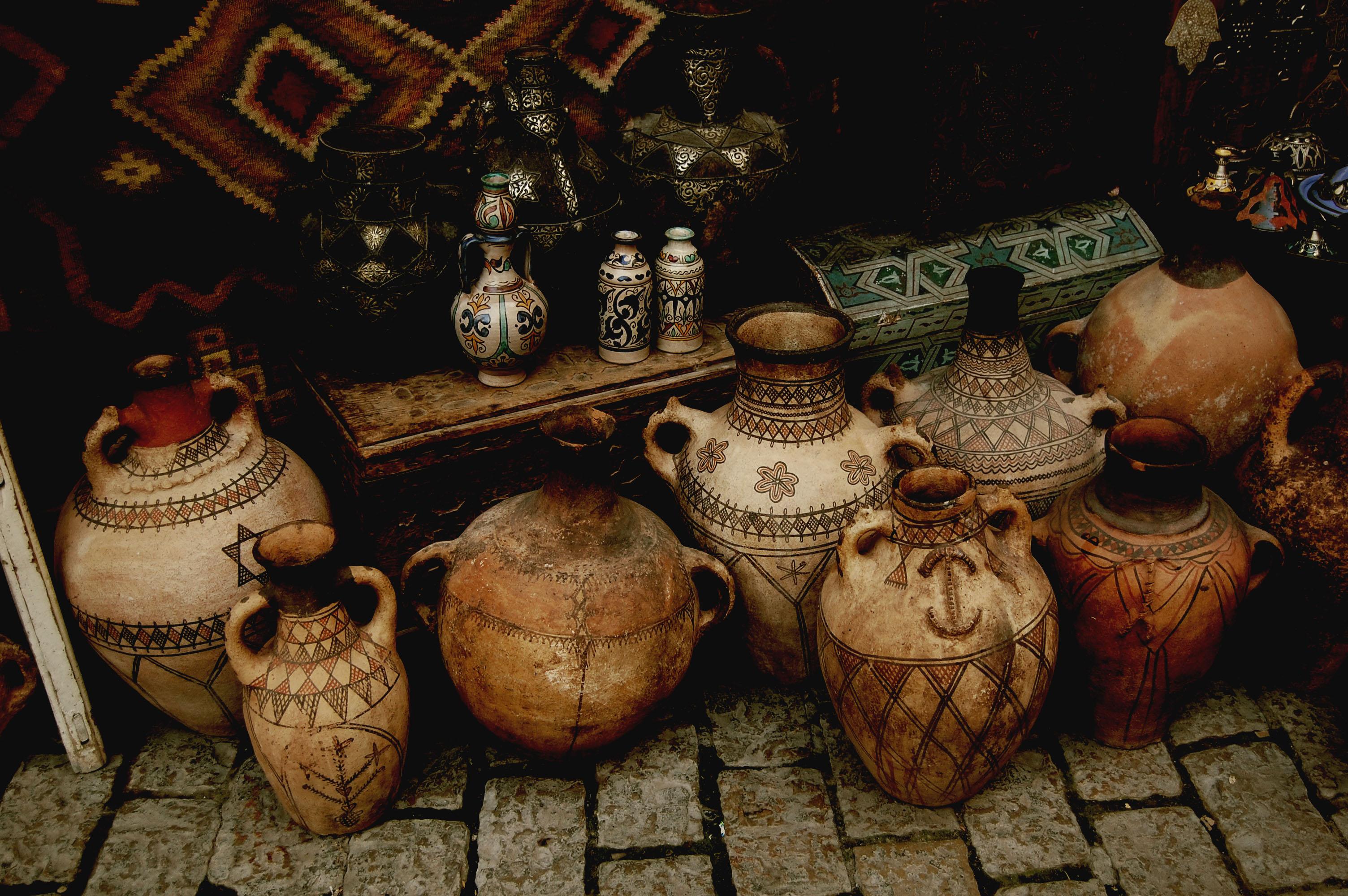 artisanat patrimoine du maroc sourour et son partage au