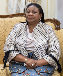 Rebecca Akufo-Addo First Lady of the Republic of Ghana