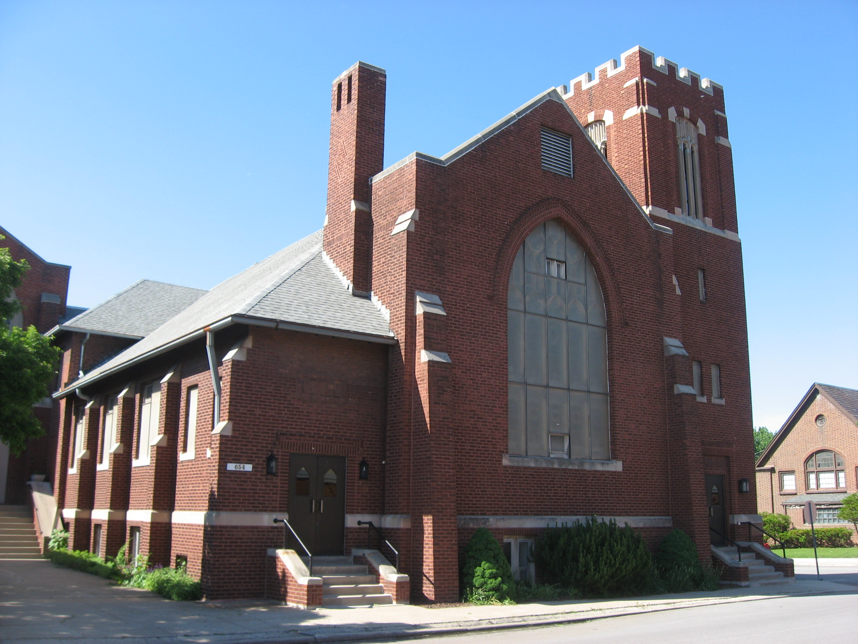 FileFirst United Methodist Church Of Hobart