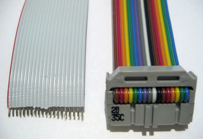 Ribbon cable - Wikipedia on 7 pin trailer colors, 7 pin power supply, 7 pin power cord, 7 pin wire plug, 7 pin wire adapter, ford 7 pin trailer wiring harness, 7 pin terminal block, seven pin wiring harness, 7 pin wiring diagram,