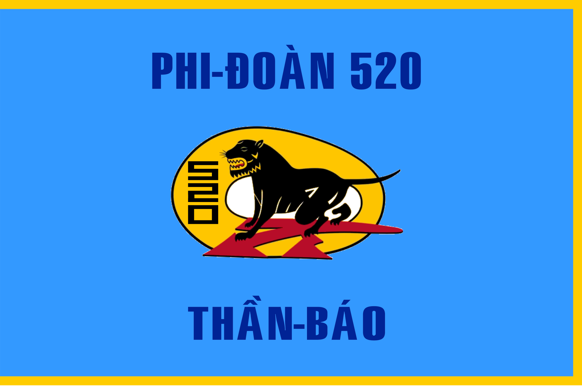 File Flag Of Republic Of Vietnam Air Force 520th Fighter Squadron Png Wikimedia Commons