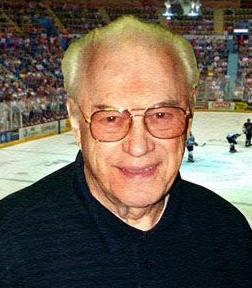 Frank Mathers Canadian ice hockey player