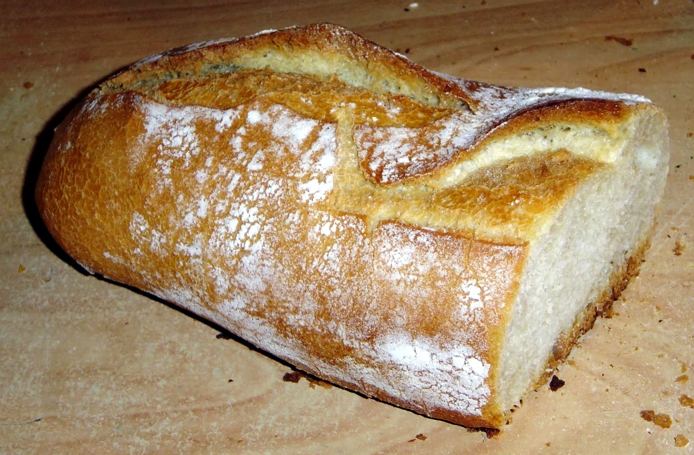 File:French bread DSC09293.jpg - Wikimedia Commons