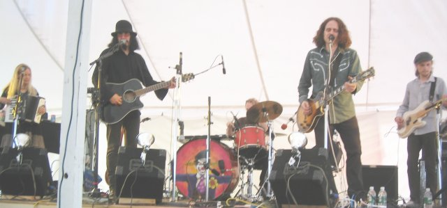 Gandalf Murphy and the Slambovia Circus of Dreams beim RoR Festival, 2007
