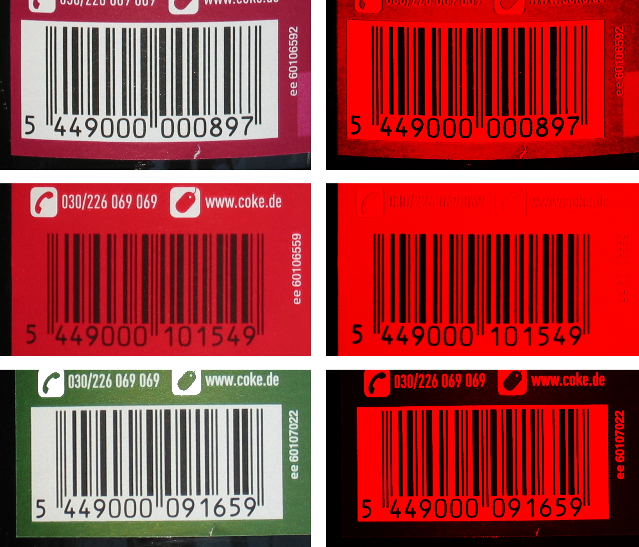 Working Of Upc Bar Codes
