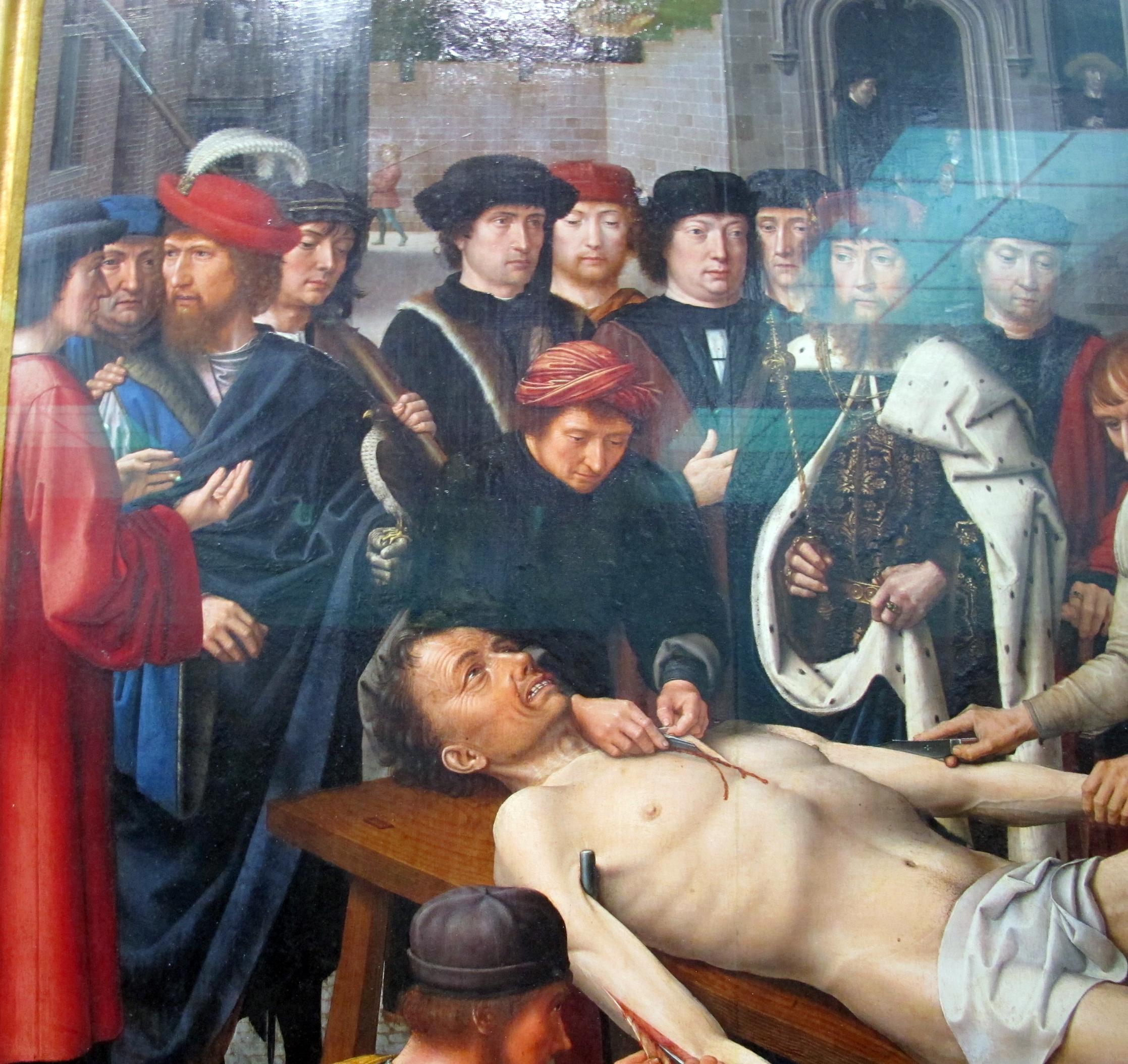 File:Gerard david, giudizio di cambise, 1498, 06.JPG
