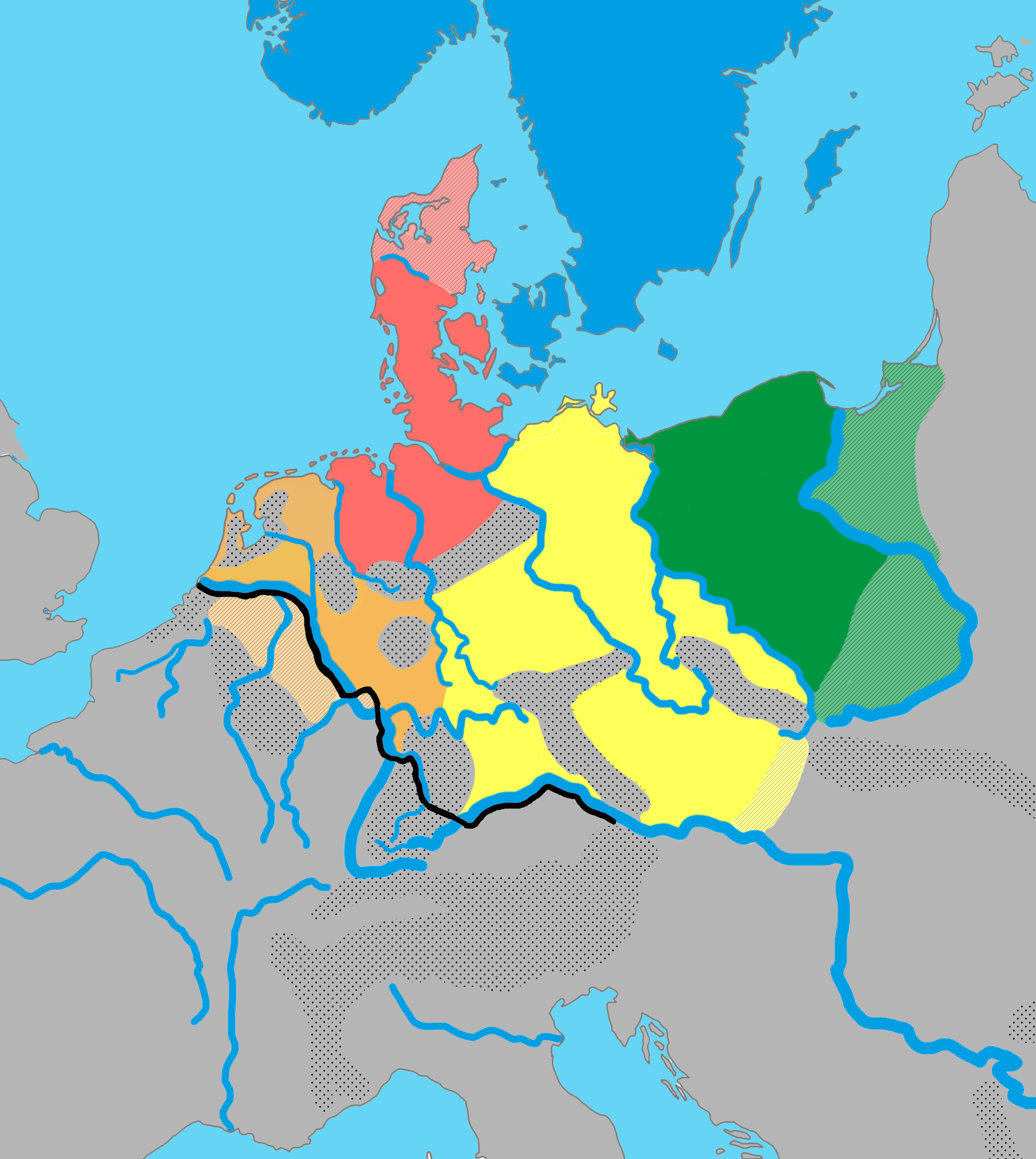 germanic languages German is a west germanic language spoken in germany, austria, switzerland, lichtenstein, and many other countries, by about 200 million people.