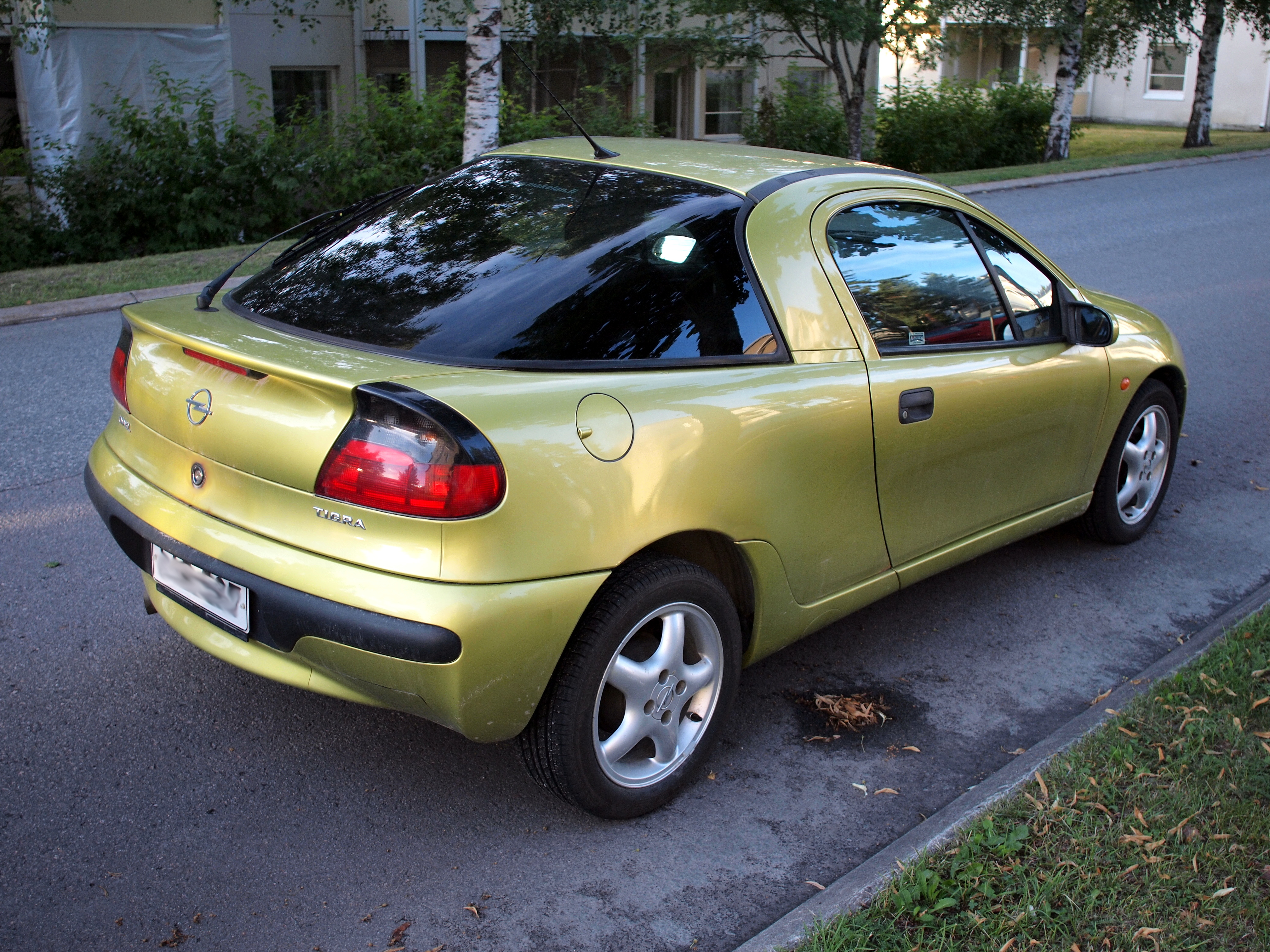 file green yellow opel tigra 01 jpg wikimedia commons. Black Bedroom Furniture Sets. Home Design Ideas
