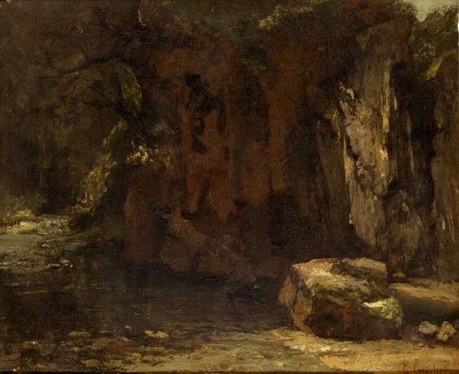 the french artist gustave courbet essay Gustave courbet, born as jean désiré gustave courbet, was a renowned french artist during the 19th century realist movement.