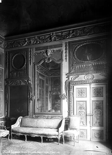 File h tel de lauzun ou h tel de pimodan grande chambre - Chambre des independants du patrimoine ...