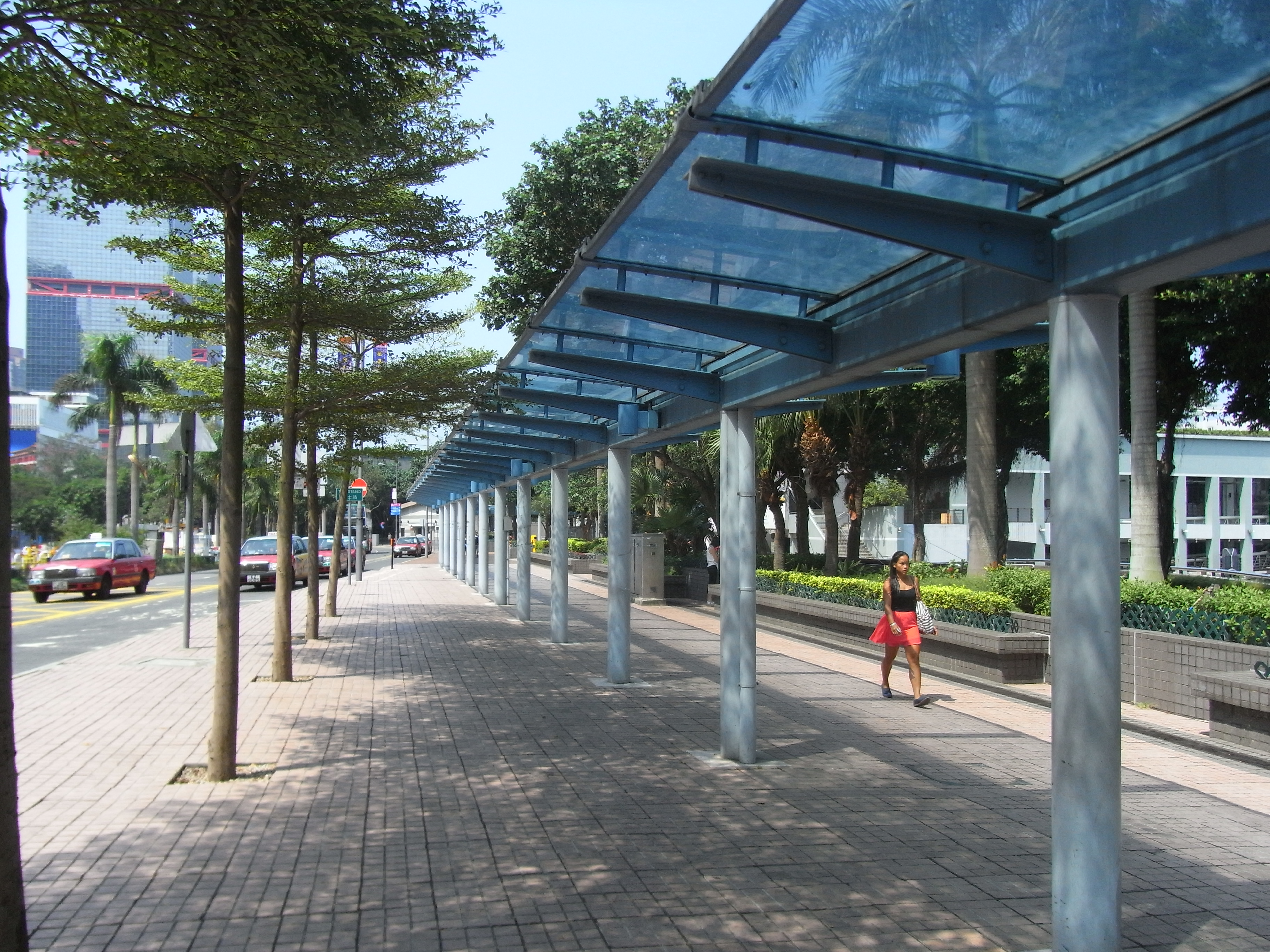 Image result for pedestrian walkway