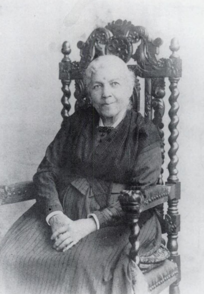 Photo of Harriet Ann Jacobs