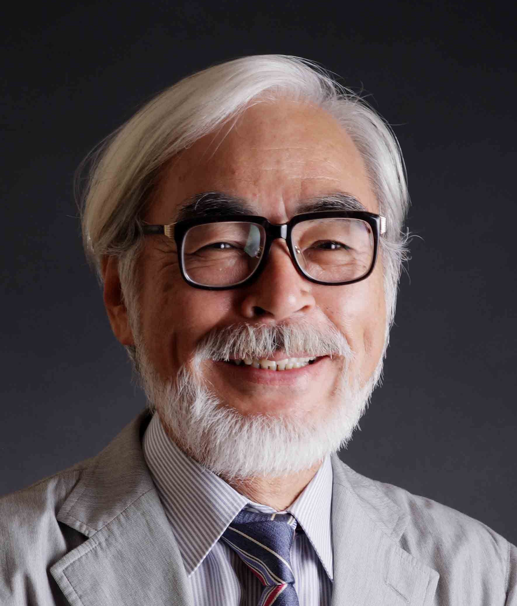 Picture of a movie: Hayao Miyazaki
