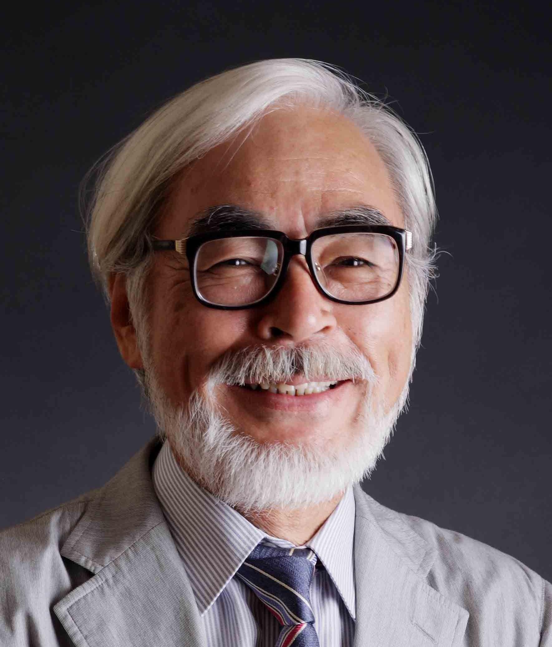 Hayao Miyazaki cropped 3 Hayao Miyazaki 201211.jpg