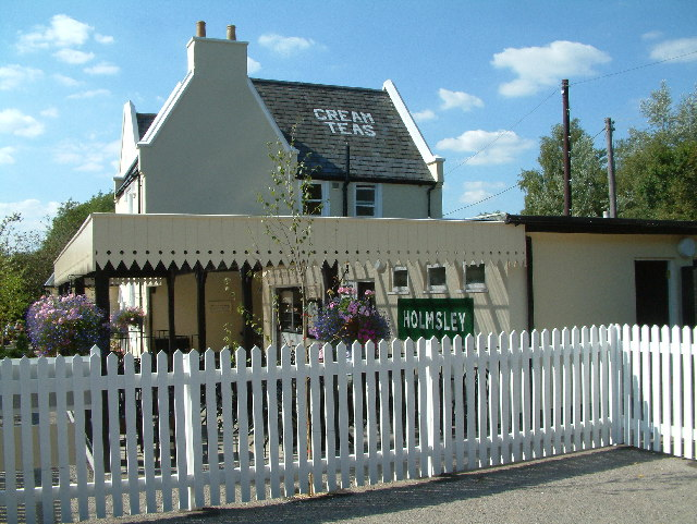 Holmsley Railway Station Wikipedia