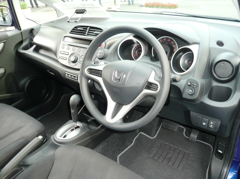 Image Gallery Honda Fit Automatic