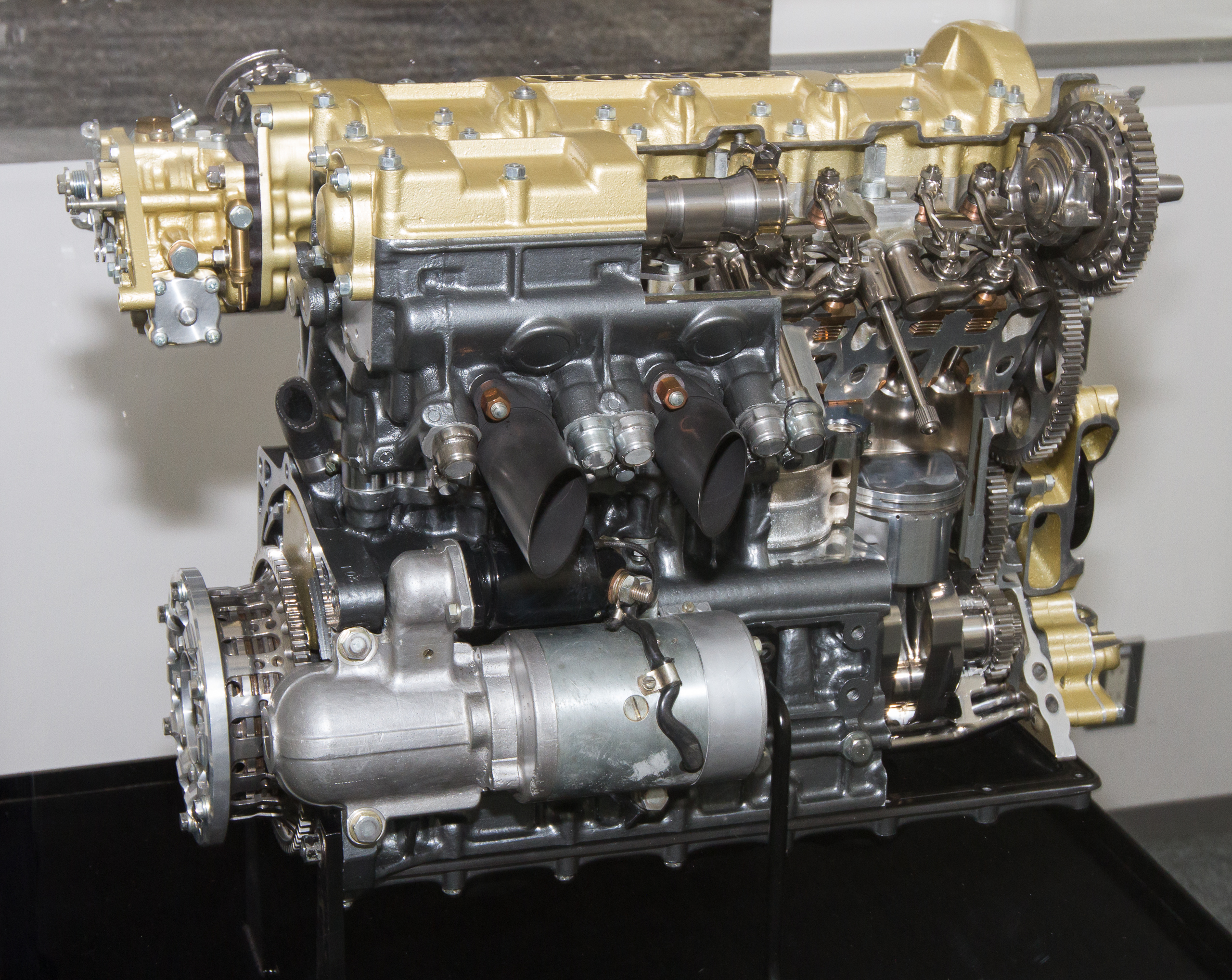 Engine Size For Ducati