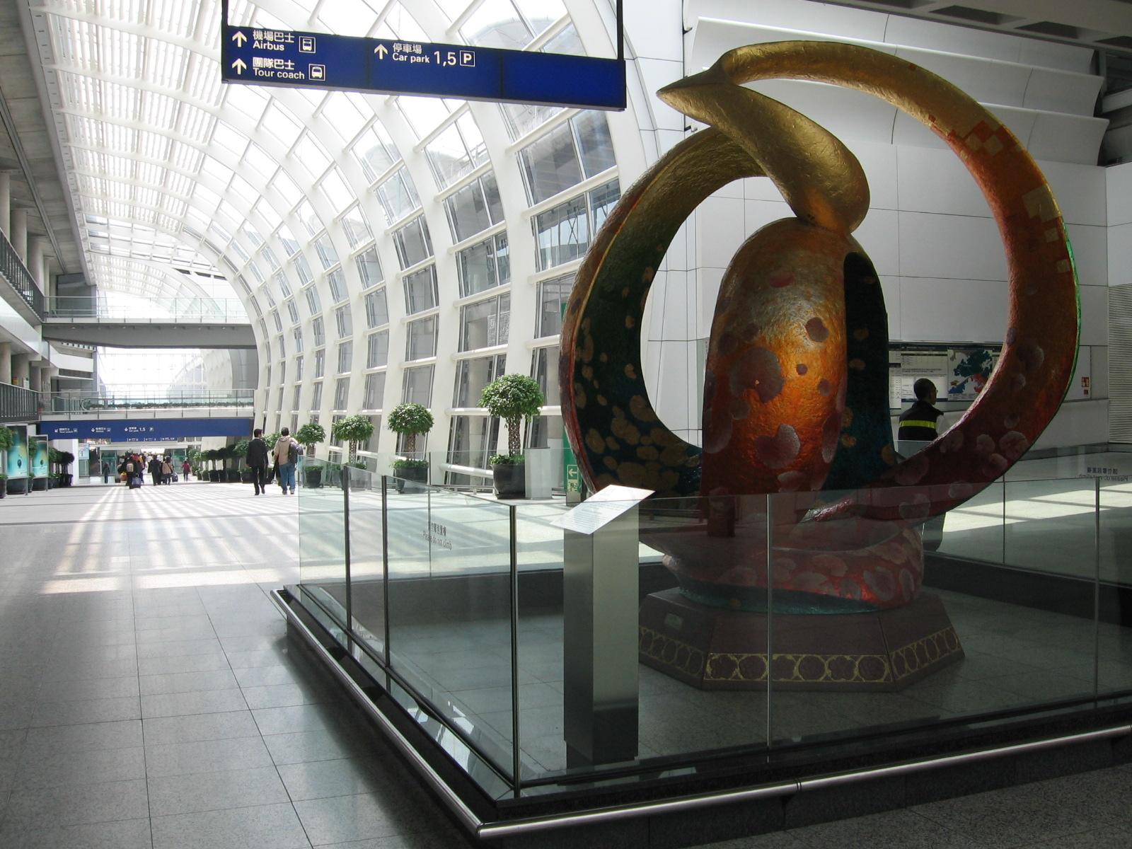 File Hong Kong International Airport  Arrival Hall 6  Mar