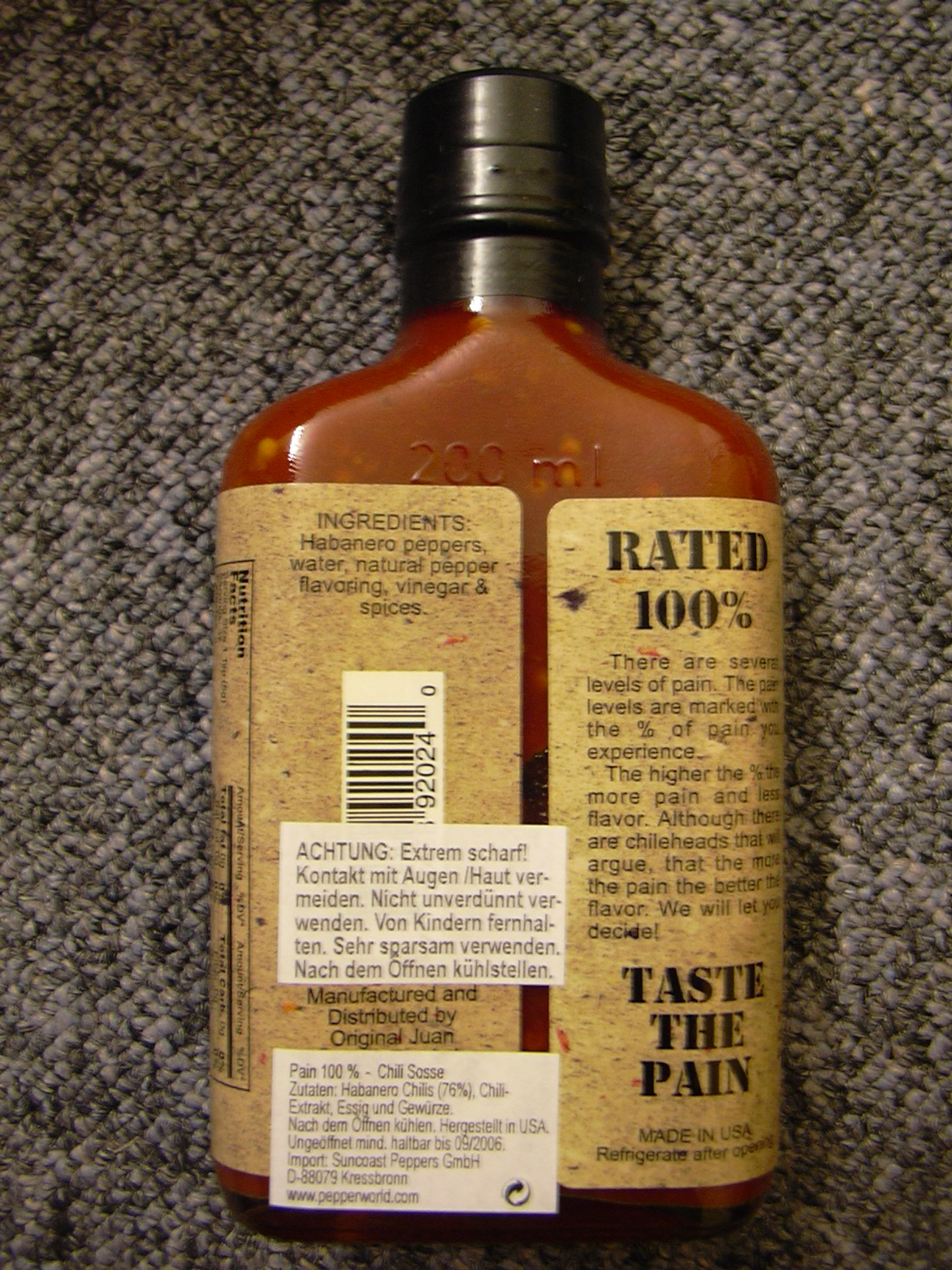 http://upload.wikimedia.org/wikipedia/commons/6/65/Hot_Sauce-Pain_100_percent-back.jpg