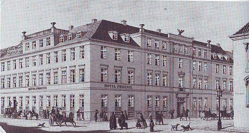 Hotel Stadt Hamburg Fruhstuck