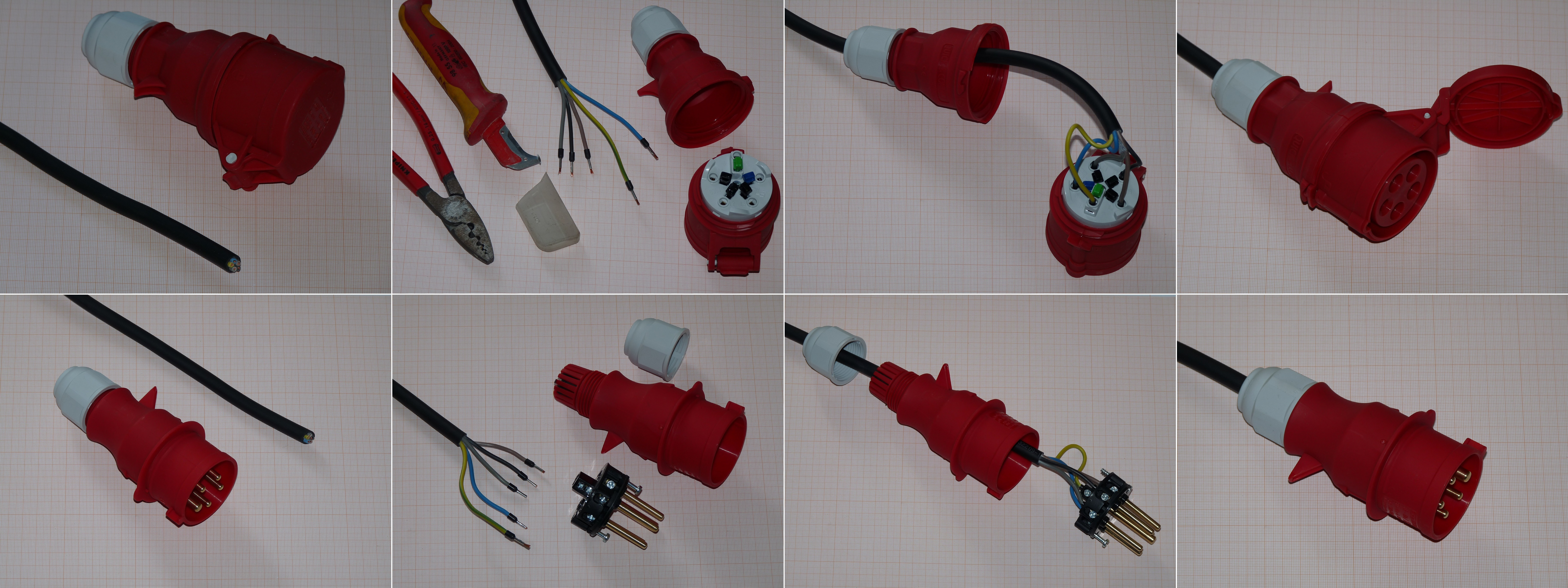 File:How to wire 3-phase extension cord.JPG - Wikimedia Commons on