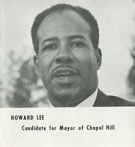 Howard Nathaniel Lee American politician
