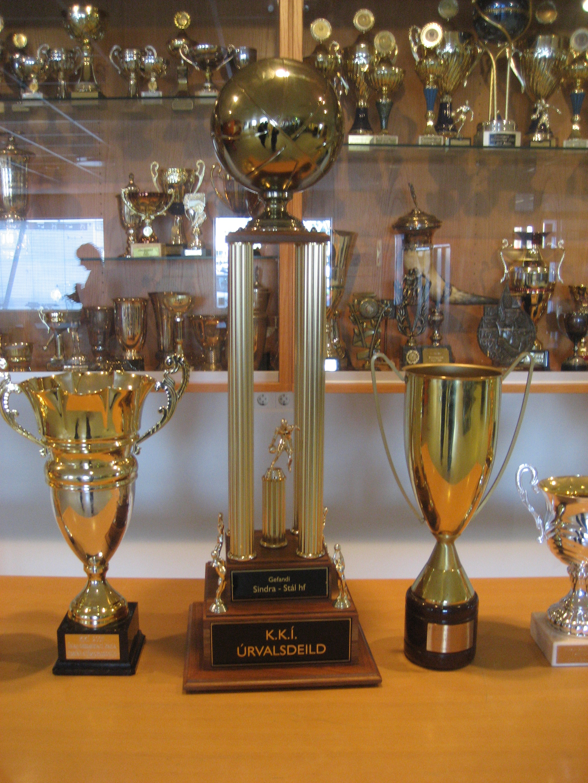 File:Icelandic basketball trophy JPG - Wikimedia Commons
