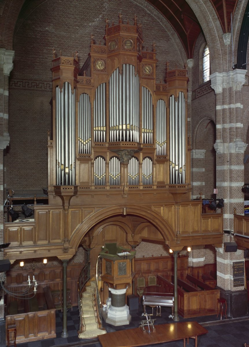 File interieur aanzicht orgel orgelnummer 2031 for Interieur rotterdam