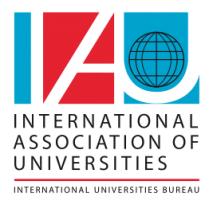 International Association of Universities organization
