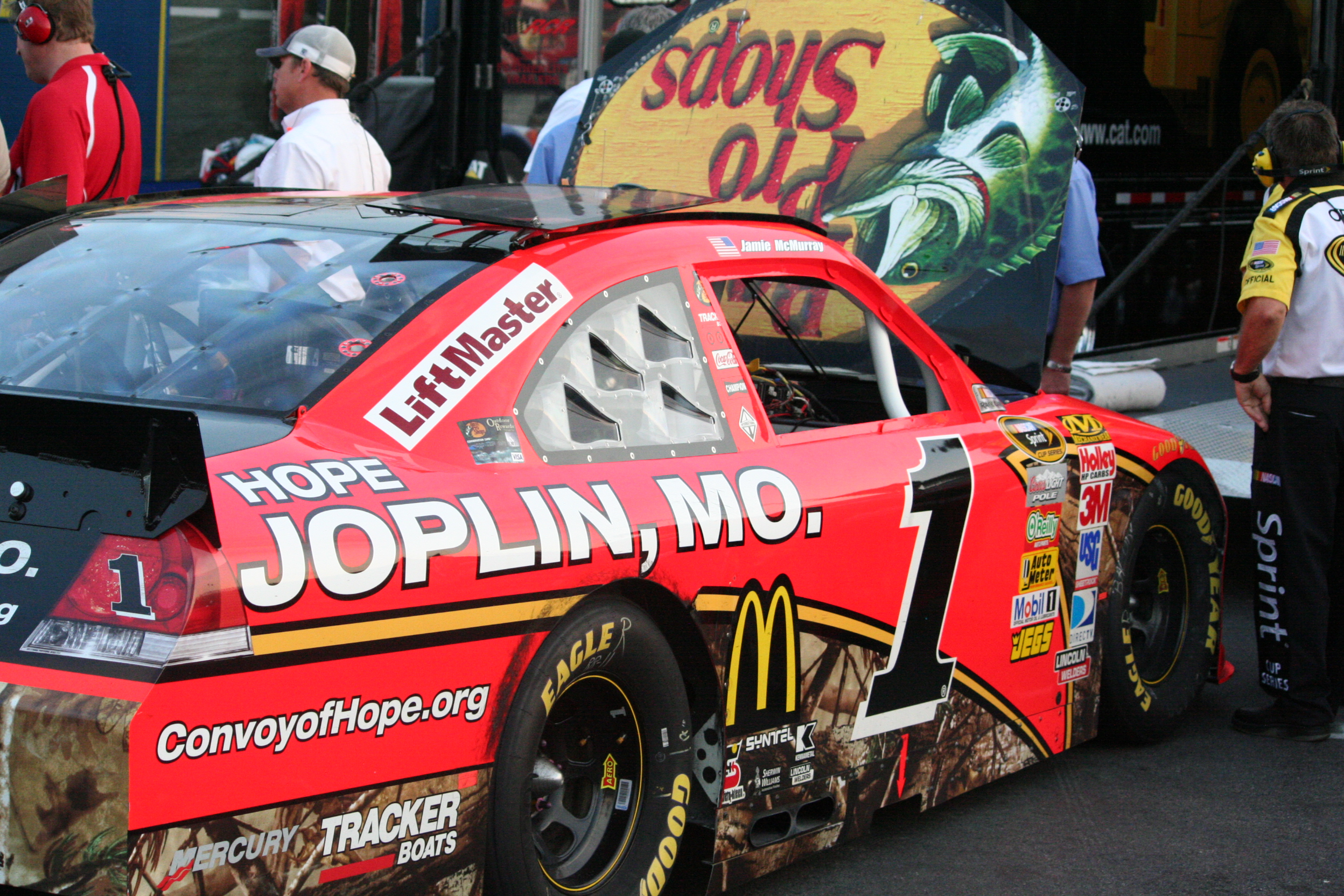 Paint schemes coca cola 600 free download image about all car type - File Jamie Mcmurray 2011 Coca Cola 600 Jpg