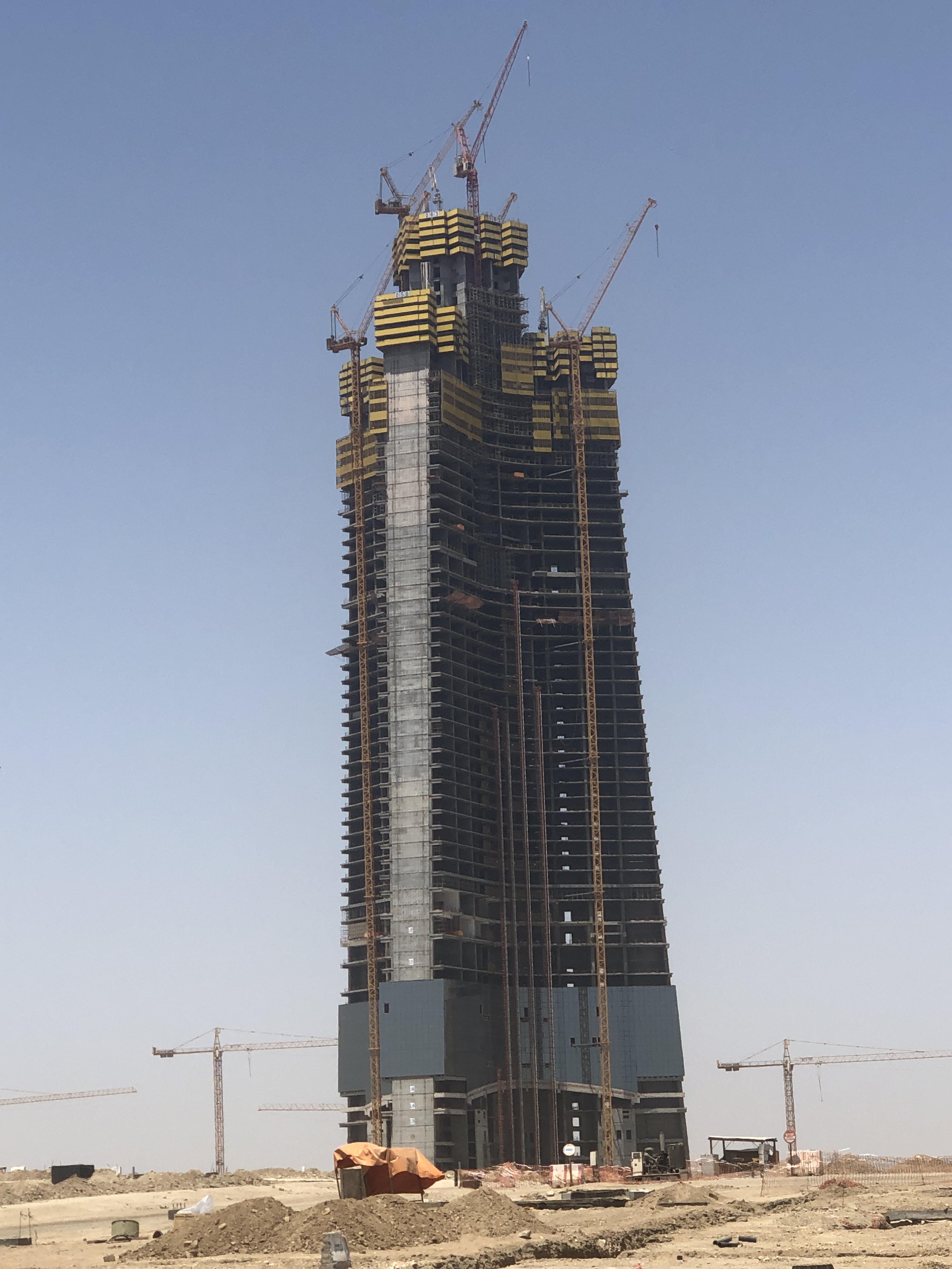 Jeddah Tower Wikipedia
