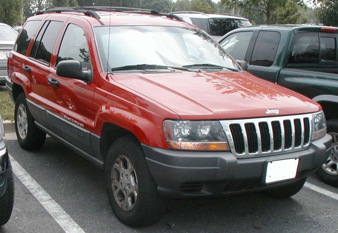 Jeep Grand Cherokee WJ Laredo. Best overland vehicle under $5000.