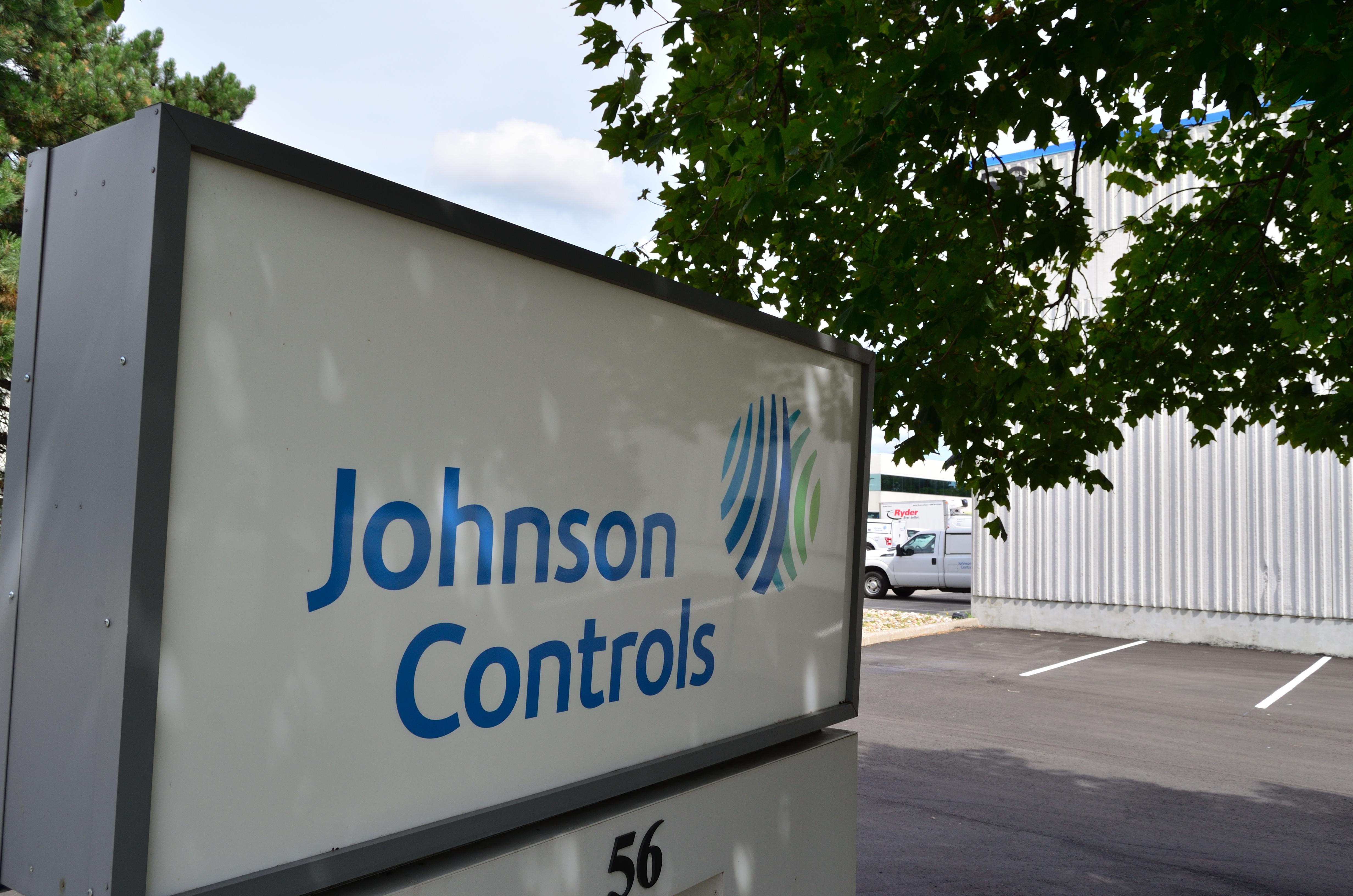 Johnson Controls - Wikipedia
