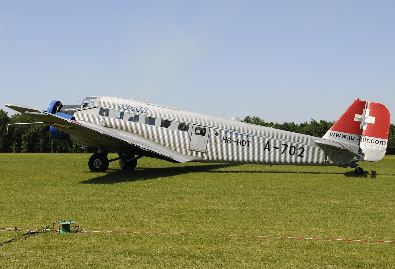 2018 Ju-Air Junkers Ju 52 crash - Wikipedia