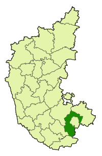 Ajjabasavanahalli is in Ramanagaram district