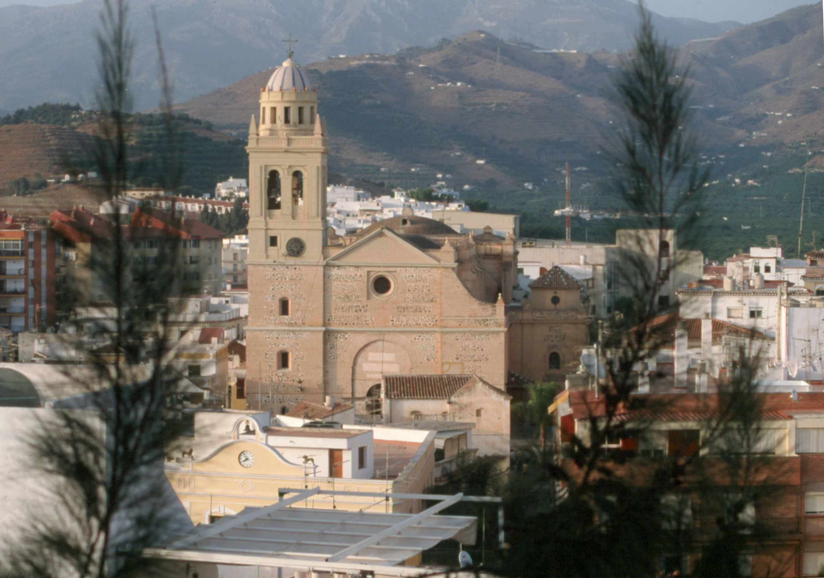 Almunecar Spain  City new picture : This licensing tag was added to this file as part of the GFDL ...