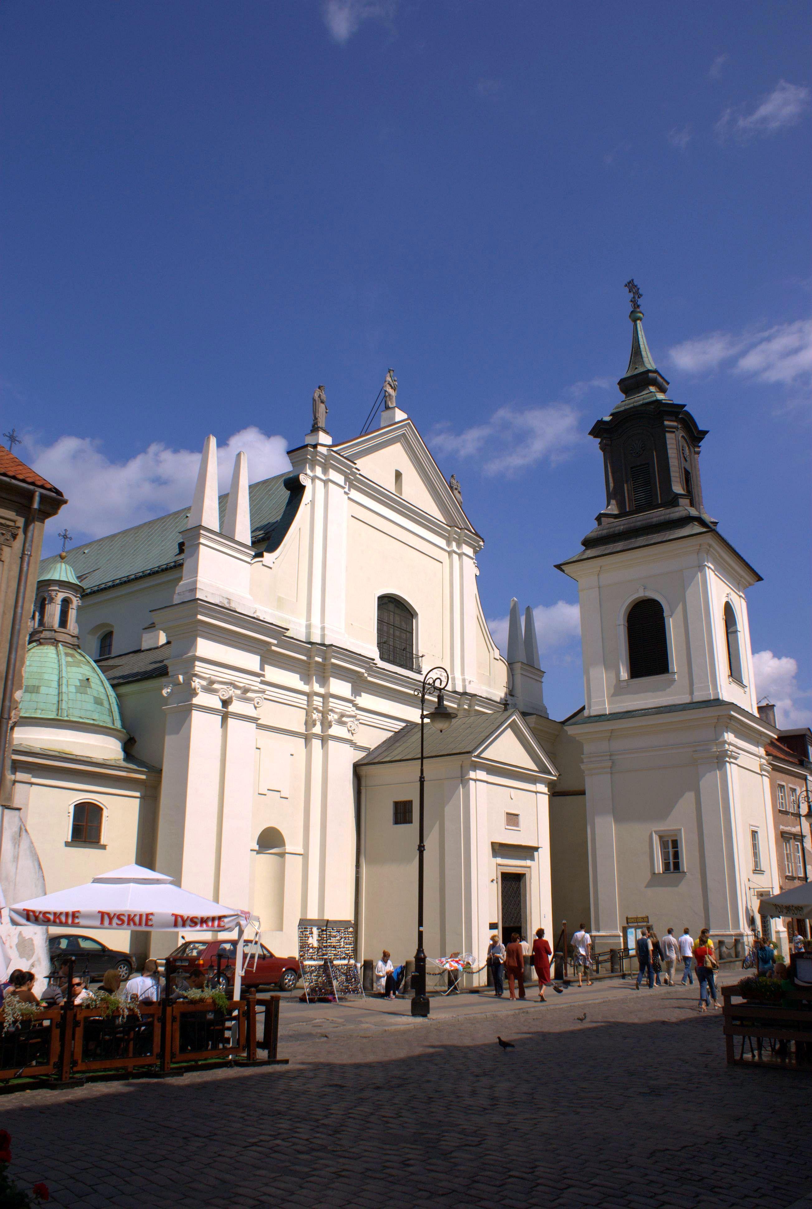 Iglesia De San Jacinto Varsovia Wikiwand