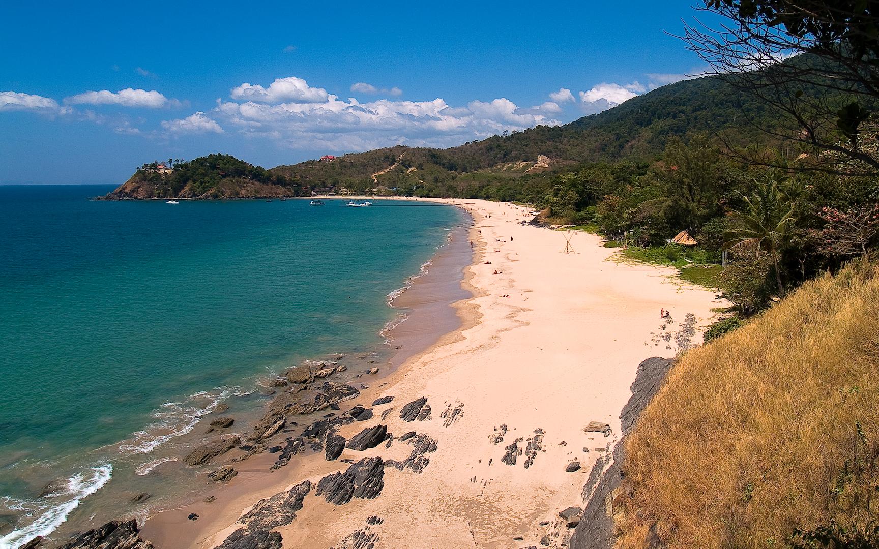 Thajský ostrov Ko Lanta