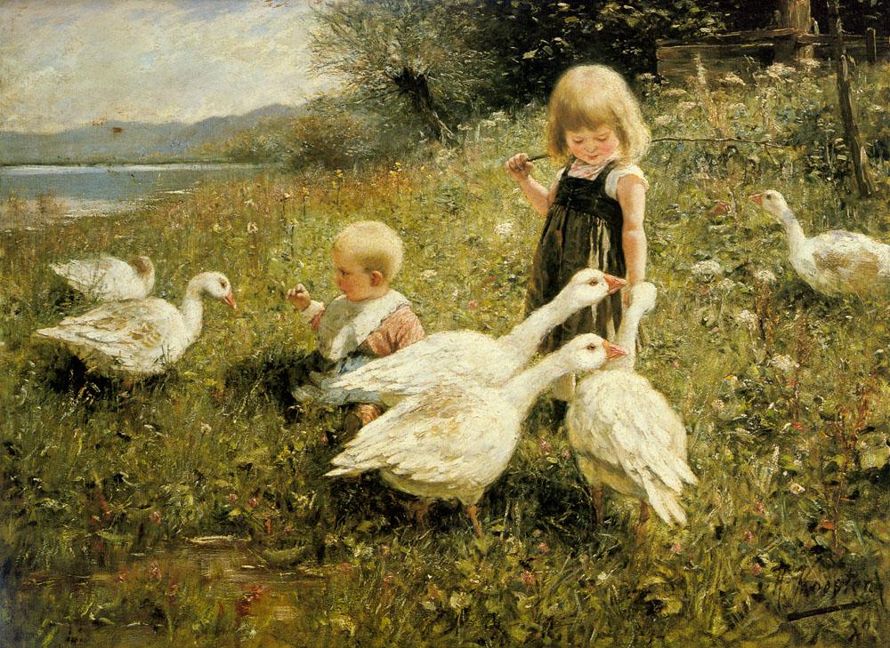 tablier peinture enfant