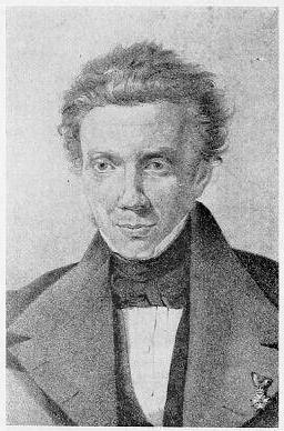Depiction of Pieter Willem Korthals