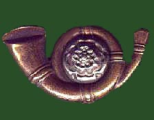 Kings Own Yorkshire Light Infantry Cap Badge