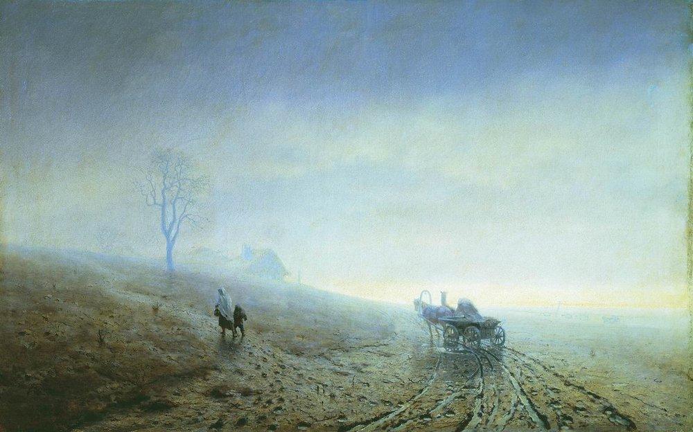 Картины Саврасова Живопись художник Саврасов