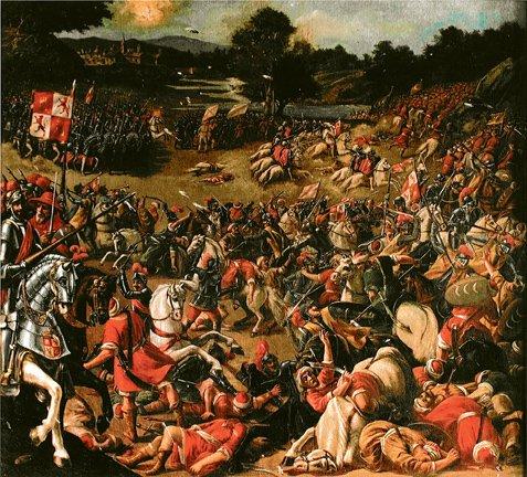 Battle of Río Salado - Wikipedia