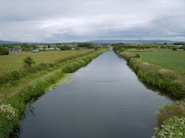 Lancaster Canal - geograph.org.uk - 850073