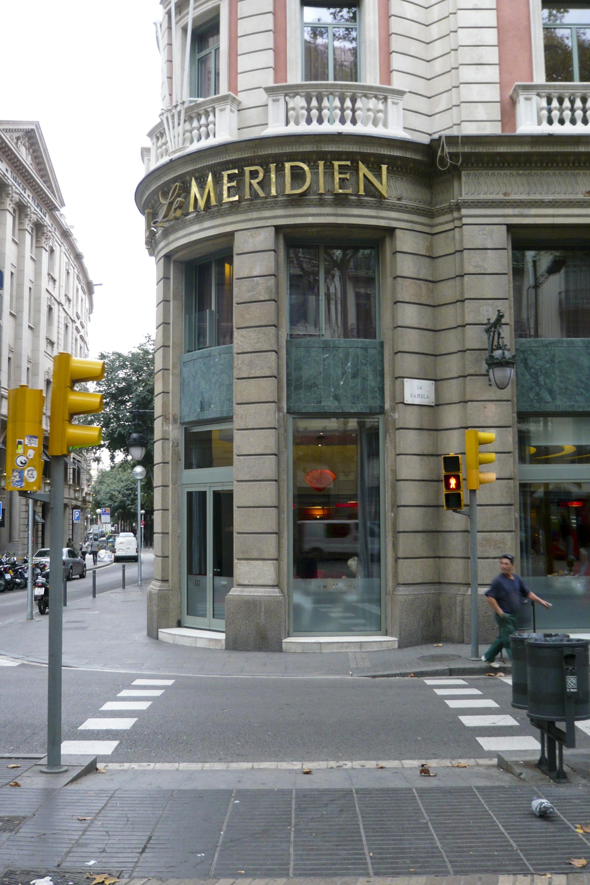 File Le Meridien Hotel Barcelona 2929338073 Jpg: hotel original barcelone