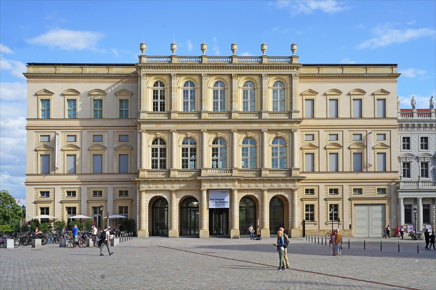 Palais Barberini Potsdam Cam