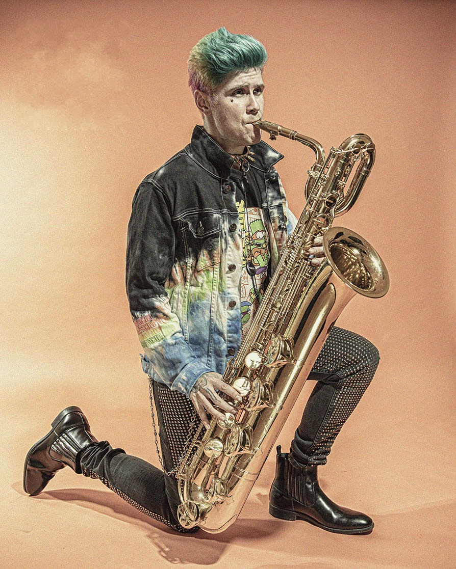 Torturing The Saxophone